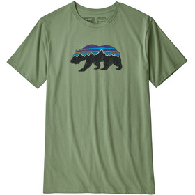 Patagonia Fitz Roy Bear Organic - T-shirt manches courtes Homme - vert